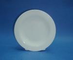จานเซรามิค,จานกลม,จานหวาน,จานแบ่ง,ใส่อาหาร,Dessert Plate,รุ่น2904ขนาด 19 cm,เซรา