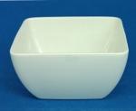 ชามข้าว,สี่เหลี่ยม,ถ้วยสลัดโบล,Square,Salad Bowl,P4122,ขนาด 12.5 cm,เซรามิค,พอร์