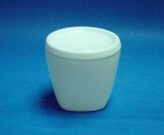โถน้ำตาล,ซูการ์โบล,Sugar Bowl,P4117L,ความจุ0.23 L,เซรามิค,พอร์ซเลน,Ceramics,Porc