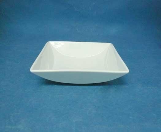ถ้วยชามเซรามิก,ถ้วยผลไม้,สี่เหลี่ยม,ชามผลไม้,ฟรุทโบล,Square Low,Fruit Bowl,รุ่นP6911,ขนาด14.5x14.5cm