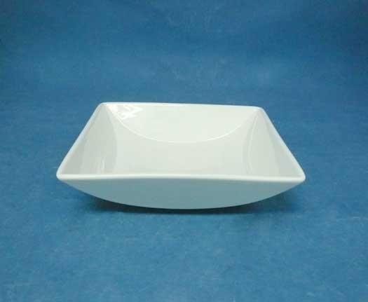 ถ้วยชา,ถ้วยขนมหวาน,สี่เหลี่ยม,ชามขนม,ถ้วยขนมหวาน,Square Low,Dessert Bowl,รุ่นP6910,ขนาด16.5x16.5cm
