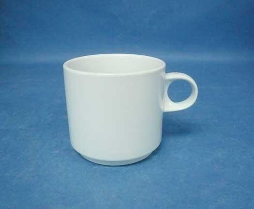 แก้วมัก,ถ้วยมัค,แบบวางซ้อนได้,ใส่ชากาแฟ,Tea,Coffee,Stacking Mug,รุ่นP6928,ความจุ 0.37 L,เซรามิค