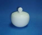 โถน้ำตาล,ซูการ์โบล,Sugar Bowl,N2980L,ความจุ 0.22 L,เซรามิค,โบนไชน่า,Ceramics,Bon