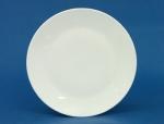 จานหวาน,จานแบ่ง,Dessert Plate 21 cm.รุ่น P0237 จานเซรามิค,พอร์ซเลน,Ceramics,Porc