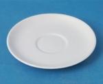 จานรองถ้วยซุป,Soup Cup Saucer,รุ่น P0207 ขนาด 15.5 cm,เซรามิค,พอร์ซเลน,Ceramics,
