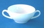 ถ้วยซุป 2 หู,Soup Cup 2 Hold,รุ่น P0206 ความจุ 0.23L,เซรามิค,พอร์ซเลน,Ceramics,P