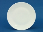 จานหวาน,จานแบ่ง,ฺจานบีบี,BB Plate 15 cm.รุ่น P0204 จานเซรามิค,พอร์ซเลน,Ceramics,