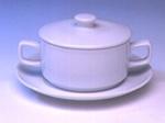 ถ้วยซุป,ถ้วยซุป 2 หู,Soup Cup 2 Hold,รุ่น P0239L ความจุ 0.30L,เซรามิค,พอร์ซเลน,C