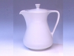 โถกาแฟ,Coffee Pot,รุ่น P0258L,ความจุ 0.65 L,เซรามิค,พอร์ซเลน,Ceramics,Porcelain,