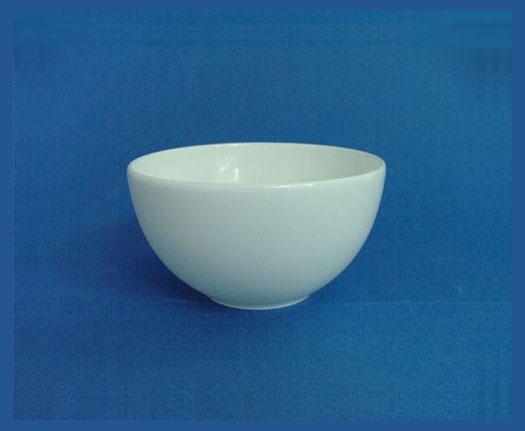 ถ้วยข้าว,ชามข้าว,กลม,Rice Bowl,N2969,ขนาด 10 cm,เซรามิค,โบนไชน่า,Ceramics,Bone,China,Chinaware,Thai