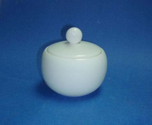โถน้ำตาล,ซูการ์โบล,Sugar Bowl,N2920L,ความจุ 0.31 L,เซรามิค,โบนไชน่า,Ceramics,Bone,China,Chinaware,Th