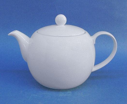 โถชา,โถใส่ชา,ทีพอท,Coffee Pot,N2918L,ความจุ 1.5 L,เซรามิค,โบนไชน่า,Ceramics,Bone,China,Chinaware,Tha