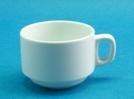 ถ้วยกาแฟ,แก้วกาแฟ,Coffee Cup,รุ่น P0255 ความจุ 0.20 L,เซรามิค,พอร์ซเลน,Ceramics,Porcelain,Chinaware,