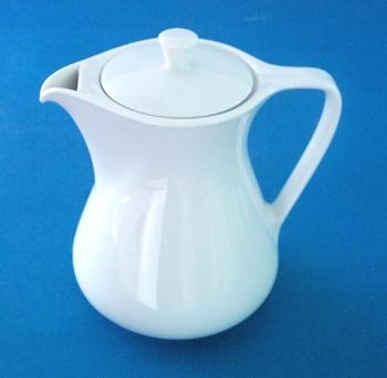 โถกาแฟ,Coffee Pot,รุ่น P0236L,ความจุ 1.05 L,เซรามิค,พอร์ซเลน,Ceramics,Porcelain,Chinaware,Thai