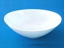 ชามสลัด,ถ้วย,โบล,Salad Bowl,รุ่น P0222 ขนาด 25 cm,เซรามิค,พอร์ซเลน,Ceramics,Porcelain,Chinaware,Thai