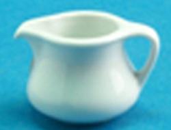 โถใส่ครีม,ครีมเมอร์,Creamer,รุ่น P0217 ความจุ 0.04L,เซรามิค,พอร์ซเลน,Ceramics,Porcelain,Chinaware,Th