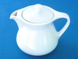 โถน้ำชา,โถชา,Tea Pot,รุ่น P0215L,ความจุ 0.30 L,เซรามิค,พอร์ซเลน,Ceramics,Porcelain,Chinaware,Thai