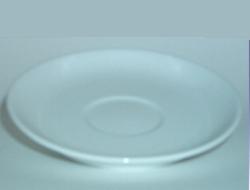 จานรองถ้วยกาแฟ,Coffee Cup Saucer,รุ่น P0211 ขนาด 14.5 cm,เซรามิค,พอร์ซเลน,Ceramics,Porcelain,Chinawa