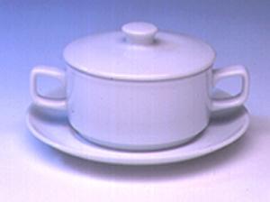ถ้วยซุป,ถ้วยซุป 2 หู,Soup Cup 2 Hold,รุ่น P0239L ความจุ 0.30L,เซรามิค,พอร์ซเลน,Ceramics,Porcelain,Ch