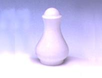 ขวดเกลือ,ขวด,ใส่เครื่องปรุง,Salt Shaker,รุ่น P0225 สูง 8.5 cm,เซรามิค,พอร์ซเลน,Ceramics,Porcelain,Ch
