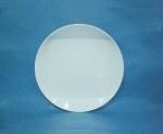 จานเซรามิค,จานกลม,จานหวาน,จานบีบี,จานขนมปัง,Round Side,Dessert Plate,รุ่นP6921,ข