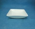 ถ้วยชามเซรามิก,ถ้วยผลไม้,สี่เหลี่ยม,ชามผลไม้,ฟรุทโบล,Square Low,Fruit Bowl,รุ่นP