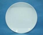 จานเซรามิค,จานดินเนอร์เพลท,จานกลม,จานข้าว,Round Dinner Plate,P6918 Ikon,ขนาด 28c
