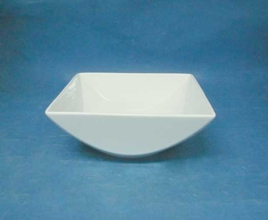ถ้วยเซรามิค,ถ้วยซุบสี่เหลี่ยม,ชามซุป,ชามซีเรียล,Square Deep,Soup Cereal,รุ่นP6909,ขนาด 16x16 cm