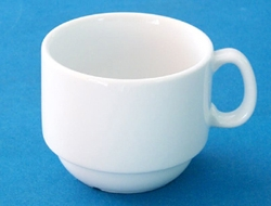 ถ้วยกาแฟ,แก้วกาแฟ,Coffee Cup,รุ่น P0268 ความจุ 0.20 L,เซรามิค,พอร์ซเลน,Ceramics,Porcelain,Chinaware,