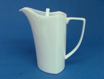 โถกาแฟ,ชุดกาแฟ,คอฟฟี่พอท,Coffee Pot,N3417L,ความจุ 1.2L,เซรามิค,โบนไชน่า,Ceramics,Bone,China,Chinawar