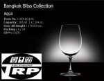 แก้วก็อบเล็ท,แก้วน้ำ,แก้วก้าน,Aqua,Water Goblet,รุ่น LS01AQ13G,Bangkok Bliss,ควา
