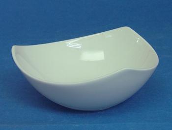 ฟรุทโบล,ชามสลัด,สลัดโบล,ถ้วยกลม,ถ้วยผลไม้,Round,Salad,Fruit Bowl,N3407,ขนาด 12.5cm,เซราิมิค,โบนไชน่า