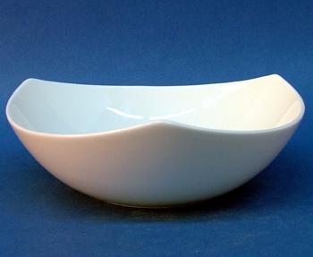 ชามสลัด,สลัดโบล,ถ้วยกลม,ถ้วยซุป,Round,Salad,Soup Bowl,N3406,ขนาด 25.5 cm,เซราิมิค,โบนไชน่า,Ceramics