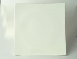 จานสี่เหลี่ยม,จานโชเพลท,จานสเต็ก,จานใส่อาหาร,Show,Square Plate,N3403,ขนาด 31.5 cm.เซรามิค,โบนไชน่า,C