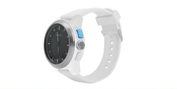 COOKOO Watch (สีขาว)