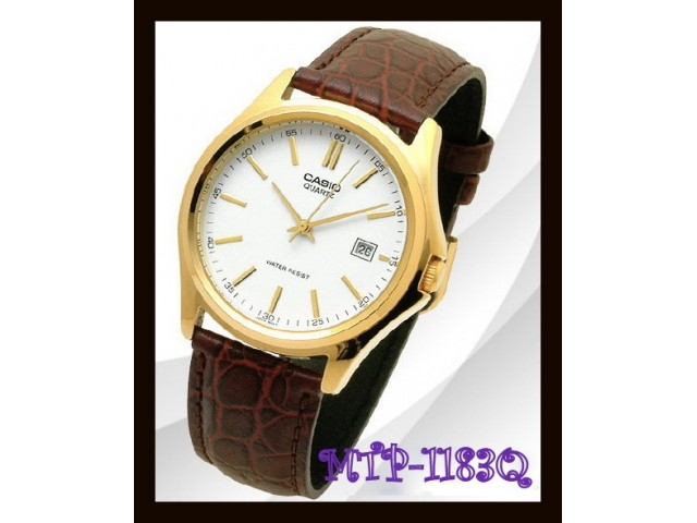 นาฬิกา Casio รุ่น MTP1183Q-7A