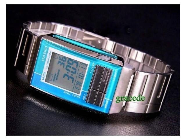 นาฬิกา Casio รุ่น FUTURIST LA-201W สำหรับผู้หญิง