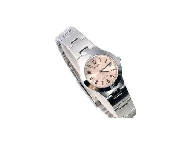 นาฬิกา Casio รุ่น LTP1241D-4A3 สีโอโรส สำหรับสุภาพสตรี