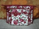 กระเป๋าปากตรงชุด (3 ใบ)