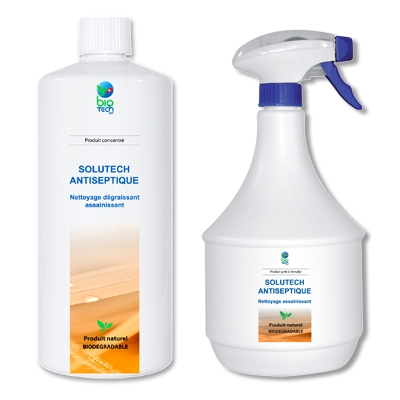 หัวเชื้อ ผลิตภัณฑ์ทำความสะอาดน้ำมันหอมระเหย กำจัดเชื้อรา & แบคทีเรีย