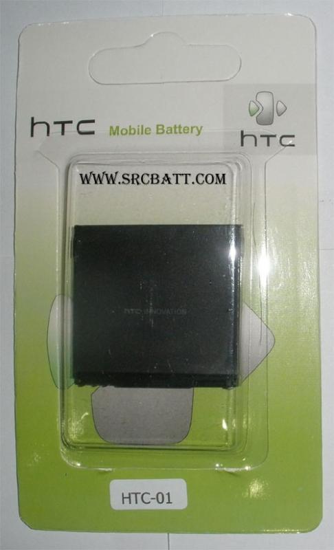 แบตเตอรี่มือถือยี่ห้อ HTC Diamond DIAM160 ความจุ 900mAh (HTC-01)