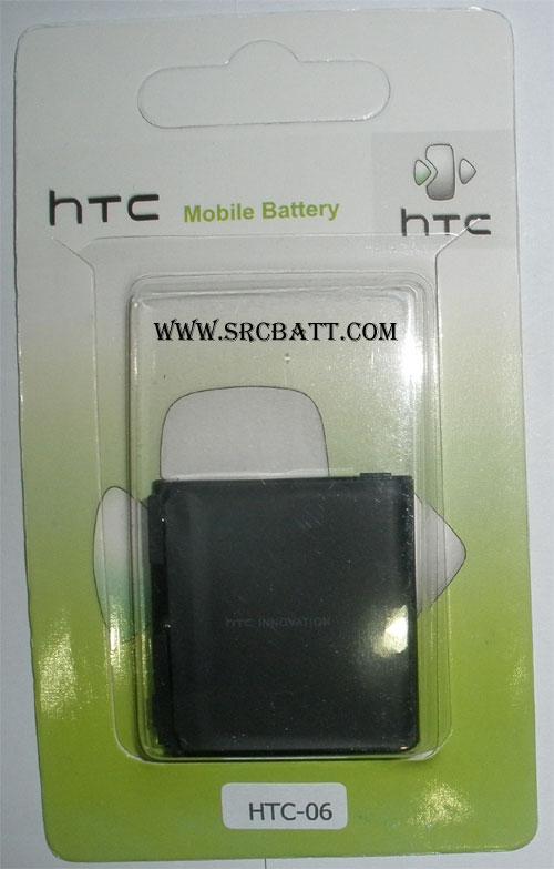 แบตเตอรี่มือถือยี่ห้อ HTC Diamond Pro DIAM171 ความจุ 1340mAh (HTC-06)