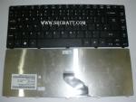 คีย์บอร์ดโน๊ตบุ๊คสำหรับ Acer Aspire 3810T 4736 (AC-06) สีดำ แถมสติ๊กเกอร์