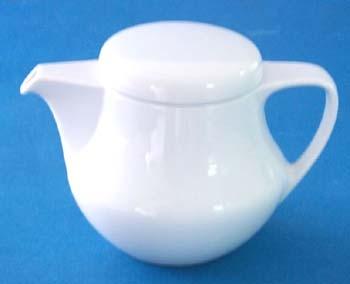 โถกาแฟ,โถชาม,TEA POT,ขนาด 0.85 L,รุ่น P09334/L,เซรามิค,พอร์ซเลน,Ceramics,Porcelain,Chinaware,Thai