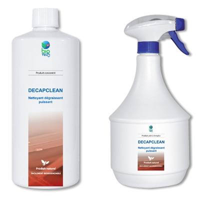 ผลิตภัณฑ์ขจัดคราบมัน ปิโตรเลียม, สารสังเคราะห์ สารสกัดจากพืช สูตรเข้มข้น