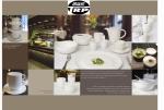 จานเซรามิค,จานดินเนอร์,Dinner Plate,26cm,Ceramics,Maxadura รุ่น M8702 Gong