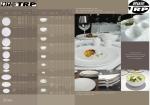 จานเซรามิค,จานหวาน,DessertPlate,21cm,เซรามิค,แม็คซาดูร่า,Ceramics,Maxadura รุ่น M8704 Gong