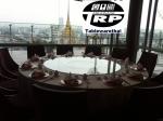 กระจกกลมหมุน,เรซีซูัซัน,เลซี่ซูซาน,Glass,Lazy Susan,Made In Thailand,รุ่น G80-10