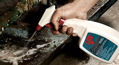 LPS Precision clean สเปรย์และน้ำยาล้างคราบน้ำมัน จาระบี งานอุตสาหกรรม อเนกประสงค์ สูตรน้ำ ย่อยสลายตา