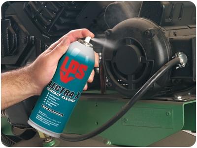 สเปรย์ LPS Electra-X Contact Cleaner สเปรย์ทำความสะอาดอุปกรณ์ไฟฟ้าและอิเล็คทรอนิคส์สำหรับทำความสะอาด